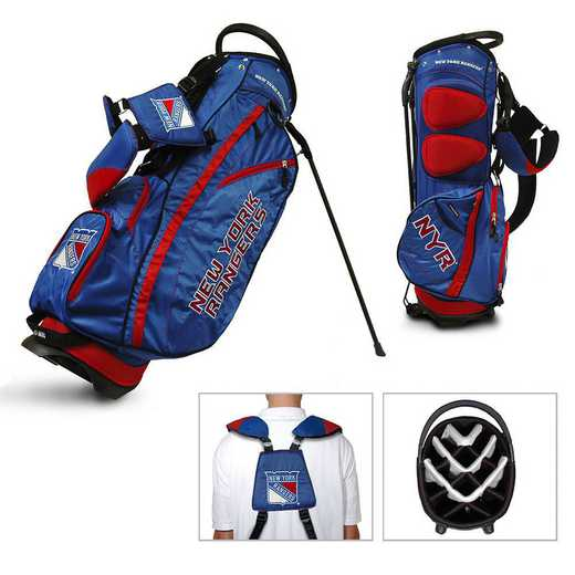 14828: Fairway Golf Stand Bag New York Rangers